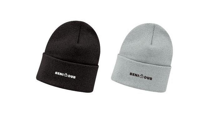 「Benidub」オフィシャルニットキャップ、販売開始!