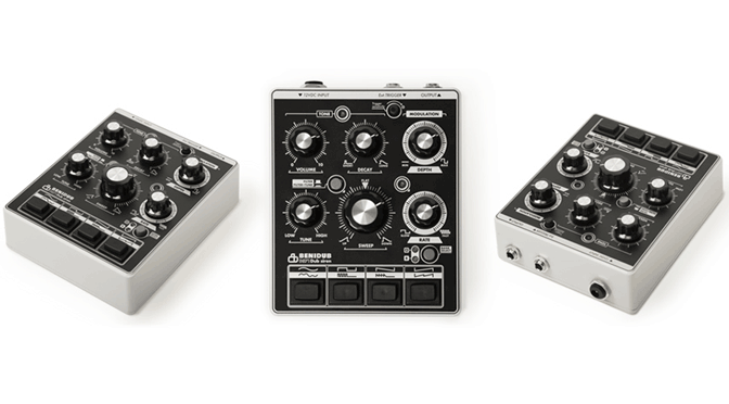 BENIDUB「SPRING AMP II スプリングリバーブ・プリアンプ」販売開始!