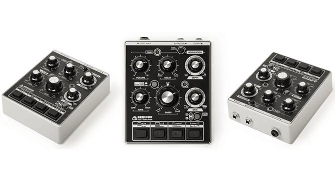 BENIDUB「SPRING AMP II スプリングリバーブ・プリアンプ」予約販売開始!