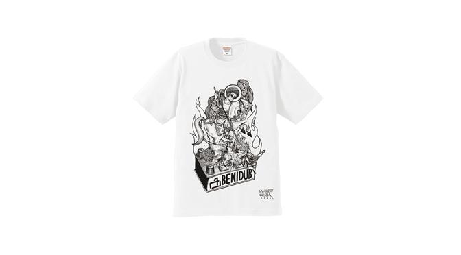 BENIDUB「BDT05:Tシャツ」販売開始!